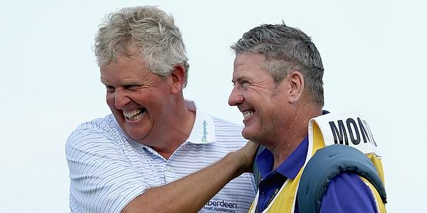 Colin Montgomerie successfully defends Senior PGA title