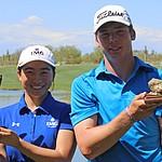 Burns, Liu capture titles at AJGA Thunderbird International Junior