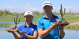 Burns, Liu capture titles at AJGA Thunderbird International Junior