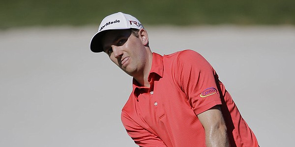 Soggy conditions leave Todd feeling like a longshot at Byron Nelson
