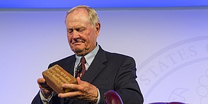 Jack Nicklaus Room opens at USGA Museum
