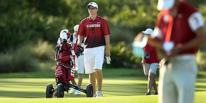 Stanford, Washington take charge at Gifford Collegiate