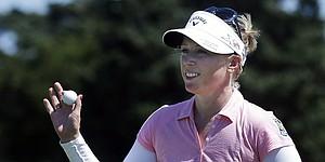 Morgan Pressel maintains lead at ShopRite LPGA Classic