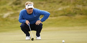Kjeldsen takes lead, Fowler drops back at Irish Open