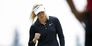 Pettersen takes share of lead at Manulife LPGA Classic