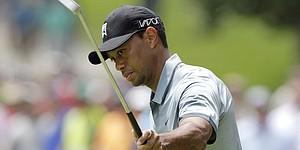 Recap: Tiger shoots 85, Rose seizes Memorial lead