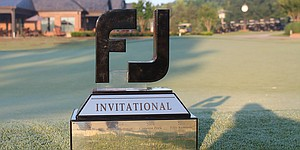 Charles Huntzinger leads AJGA's FJ Invitational through 54 holes