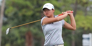 Megan Khang earns stroke-play medal in seventh U.S. Girls' start
