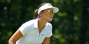 Michelle Wie WDs from LPGA's Marathon Classic with hip, foot pain