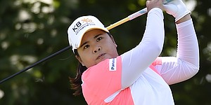 Park leads Kim entering KPMG Women's PGA final round