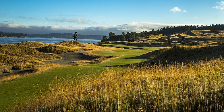 Chambers Bay - University Place, Washington.