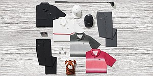 Tiger Woods' scripted Nike apparel for U.S. Open