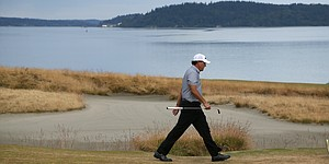 PHOTOS: U.S. Open at Chambers Bay, Round 1