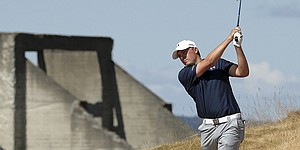 PHOTOS: U.S. Open at Chambers Bay, Round 2