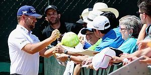 Short U.S. Open week for homegrown players Moore, Putnam