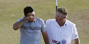 Golf world reacts to Jason Day at U.S. Open on Twitter