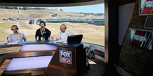 Fox's 'fresh perspective' on U.S. Open a work in progress