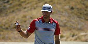 Power game gives Dustin Johnson U.S. Open edge