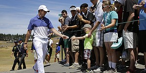 PHOTOS: U.S. Open at Chambers Bay, final round