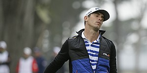 Horschel apologizes for outburst at U.S. Open greens