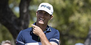 Happy with greens, Horschel posts 67 at Travelers