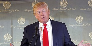 Trump bans Univision employees from Trump National Doral