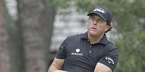 Report: Mickelson's money tied to illegal-gambling case
