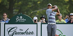 Tour Tracker: Greenbrier Classic, Round 1