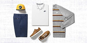 Latest Nike Golf Club Collection release has British Open flavor