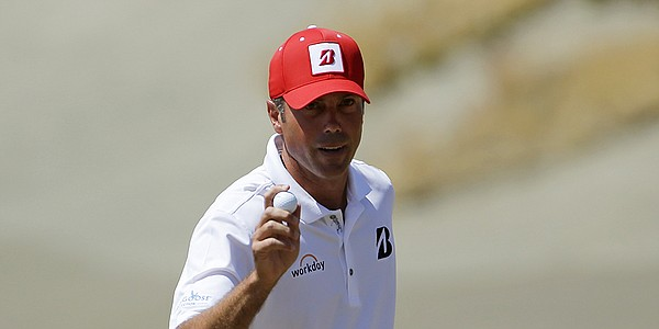 Matt Kuchar enters Scottish fortnight playing 'steady, good golf'