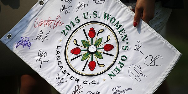 U.S. Women's Open takes center stage in Amish country