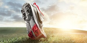 Nike FI Impact 2 golf shoe provides stability, flexibility