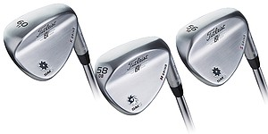 Titleist Vokey Design SM5 Raw Wedges