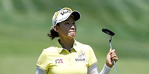 Choi flirts with U.S. Women's Open scoring record, but comes up short