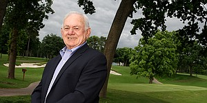 Hard work, gratitude line Graham's path to World Golf Hall of Fame