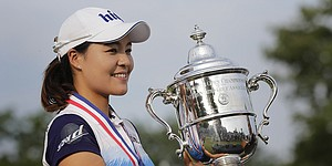 South Korea's In Gee Chun wins U.S. Women's Open in 1st attempt
