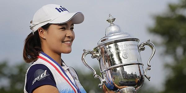 South Korea's In Gee Chun wins U.S. Women's Open in 1st attempt