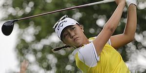 Lydia Ko all smiles despite not contending at U.S. Women's Open