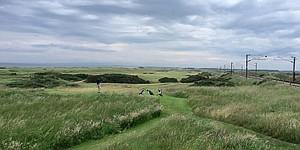 Travel: Scotland provides prime setting for a father-son golf trip