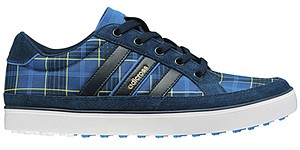 Plaid pride: adidas Golf debuts British Open-themed shoes, apparel