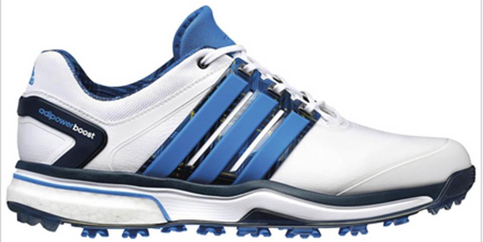 Adidas Samba Leather Golf Shoes