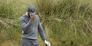 Tiger Woods gets ripped by AARP on Twitter after 76 at British Open