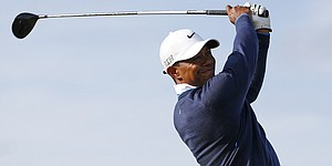 Tiger Woods among lowly company after British Open cut
