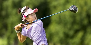 Medalist Khang cruises in U.S. Girls' match play; Gillman falls