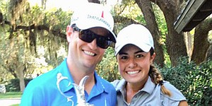 Zach Johnson brings Claret Jug to junior tournament