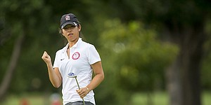 Andrea Lee dominates en route to U.S. Girls' Junior quarters