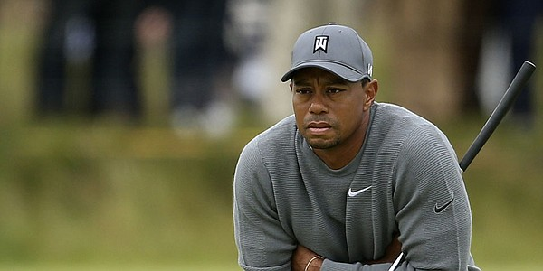 Tiger Woods falls to No. 266 in Official World Golf Ranking