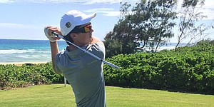 Colton Yates takes Pacific Coast Amateur lead