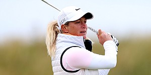 Suzann Pettersen grabs lead midway through Women's British Open