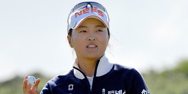 Jin-Young Ko tops diverse Women's British Open leaderboard